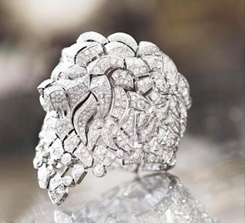 White Diamond Ring
